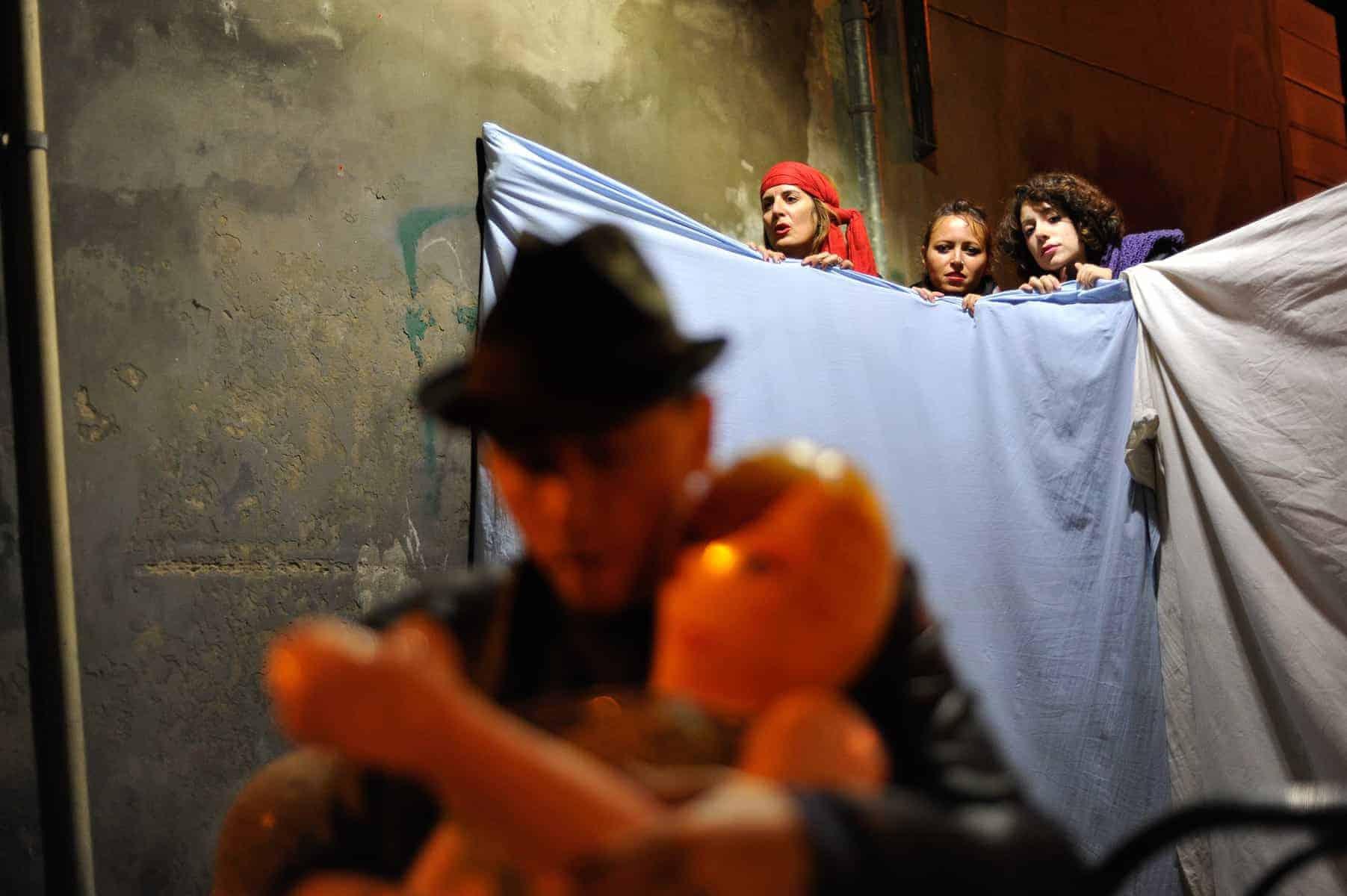 Street Theatre Italy