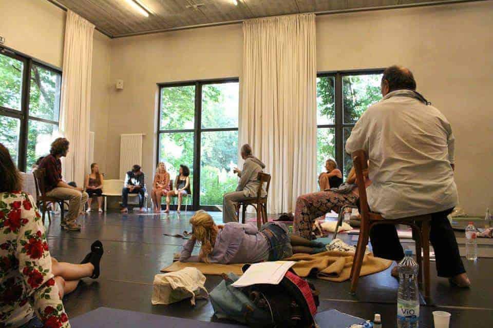 Workshop Sandra Seacat