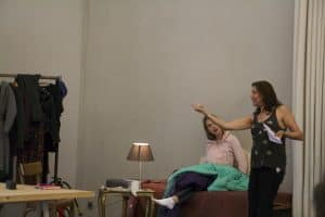 Scene Study acting